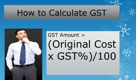 image learn how gst is calculated in india